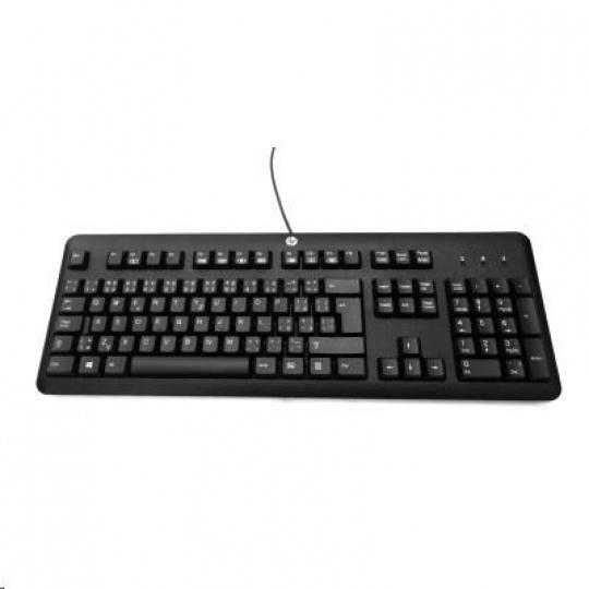 HP USB Keyboard - Finská