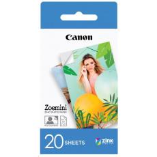 Canon ZINK PAPER ZP-2030 20 SHEETS EXP HB