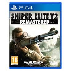 PS4 hra Sniper Elite V2 Remastered