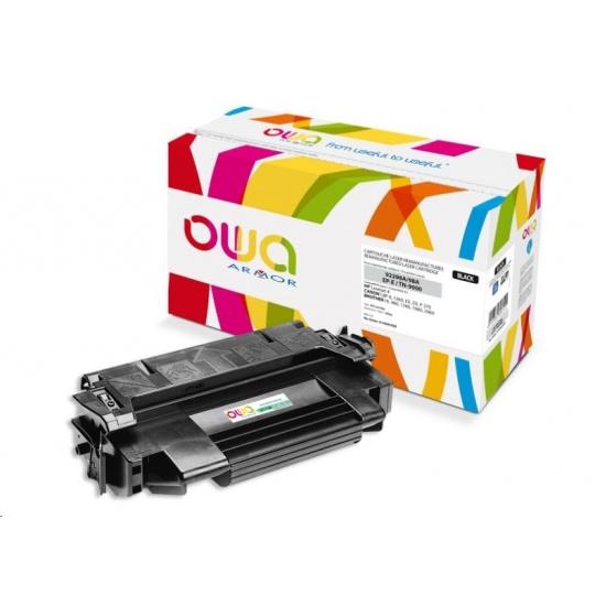 OWA Armor toner pro HP Laserjet 4 (A), 6800 Stran, 92298A,  černá/black (TN-9000)