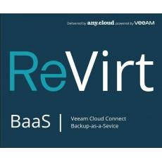 ReVirt BaaS (100GB/12M/VM)