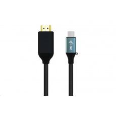 iTec USB-C - HDMI kabel adaptér (4K/60 Hz) - 200cm, z opravy