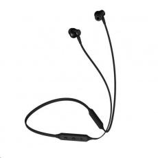 Celly BT sluchátka Air s mikrofonem, černá