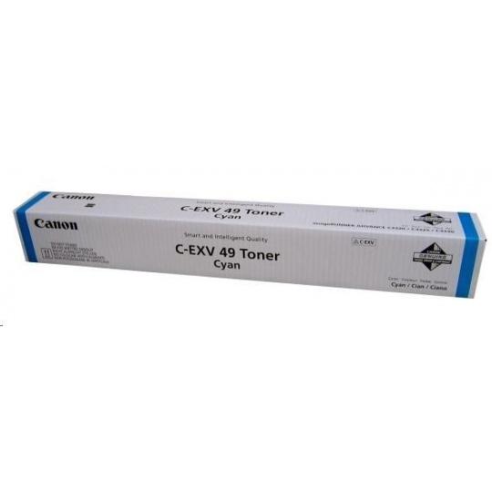 Canon toner C-EXV 49  Cyan (iR-ADV C3330i/3325i/3320i)