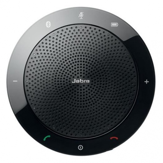 Jabra hlasový komunikátor všesměrový SPEAK 510 MS, USB, BT, černá