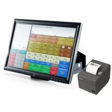 """LYNX Pokladní systém 15"""" odolný s Conto Standard Windows 10"""