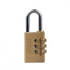 Doerr Combination Lock Medium visací zámek