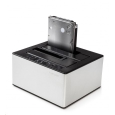 "Freecom Hard Drive Dock Duplicator 3.5""/2.5"" USB"