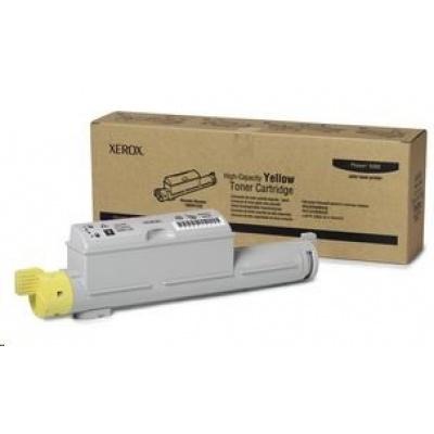 Xerox Toner Yellow pro Phaser 6360 (12.000 str)