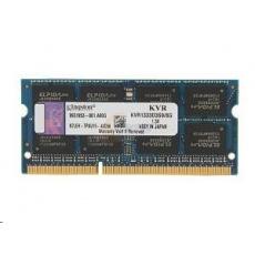 SODIMM DDR3 8GB 1333MHz CL9, KINGSTON ValueRAM