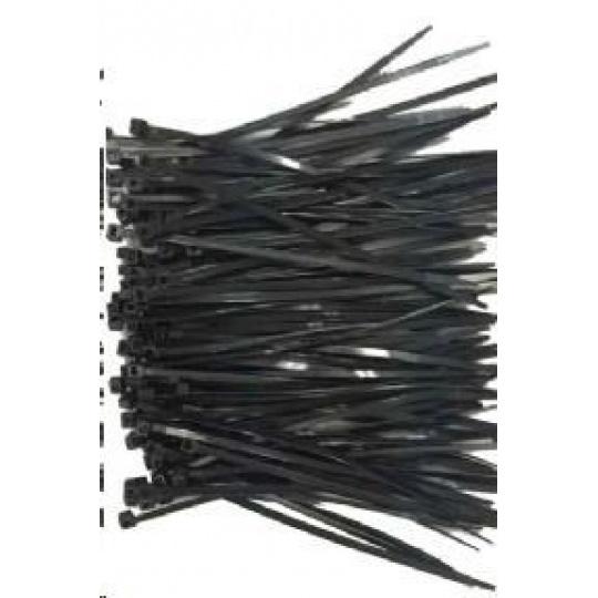 GEMBIRD Kabel páska vázací 150 x 3.6 mm, balení 100ks