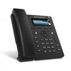 Sangoma IP telefon S206, 2x SIP, 10/100 Mbps, PoE