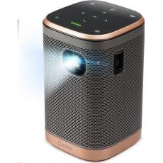AOPEN Projektor  AH15 LED, 720p, 400Lm, 10.000/1, HDMI, USB, Wifi, 0.8Kg, EURO/UK/Swiss EMEA