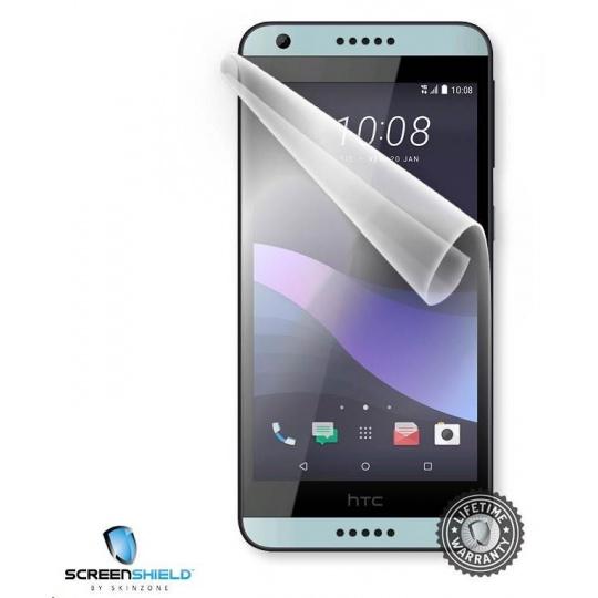 Screenshield fólie na displej pro HTC Desire 650