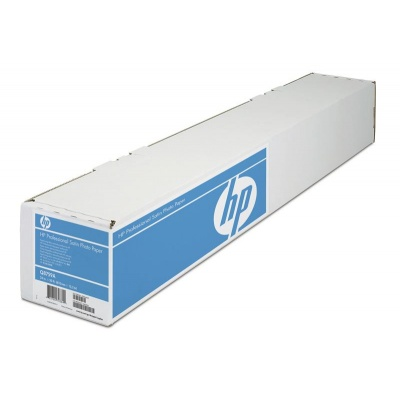 HP Professional Instant-dry Satin Photo Paper-610 mm x 15.2 m (24 in x 50 ft),  11.3 mil , 300 g/m2, Q8759A