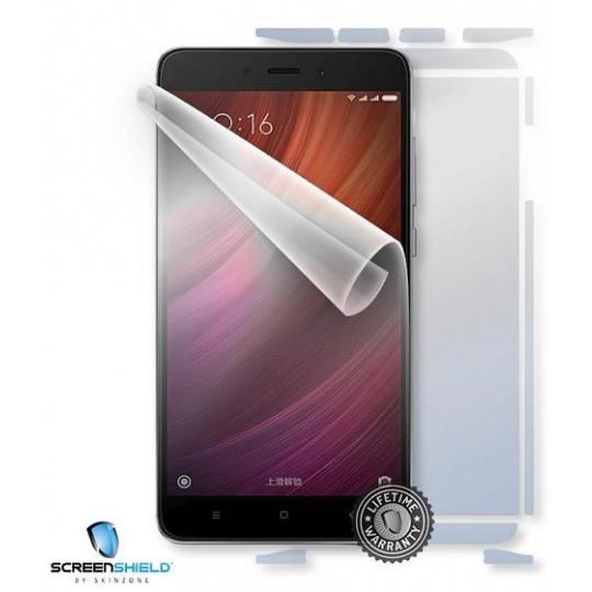 ScreenShield fólie na celé tělo pro Xiaomi Redmi Note 4