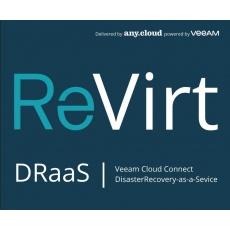 ReVirt DRaaS (100GB/12M/1VM)
