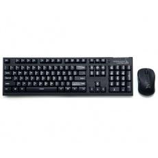 ZALMAN ZM-KM870RF, Set klávesnice a myš bezdrátové, black, ENG
