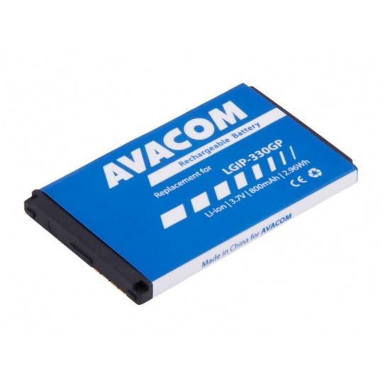 AVACOM baterie do mobilu LG KF300 Li-Ion 3,7V 800mAh (náhrada LGIP-330GP)