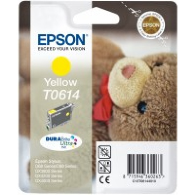 EPSON ink bar Stylus D68/D88/DX3850/DX4850 - yellow