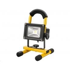 Extol Light reflektor LED, nabíjecí, s podstavcem, 800lm 43122