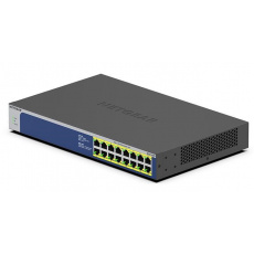 Netgear GS516PP 16-port Gigabit PoE+ Unmanaged Switch (260W)