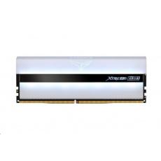 DIMM DDR4 16GB 4533MHz, CL18, (KIT 2x8GB), T-Force Xtreem ARGB D4, White HS
