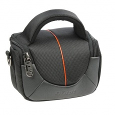Doerr brašna Yuma Photo Bag XS black/orange