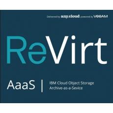 ReVirt AaaS | Veeam Object Storage (1TB/1M)