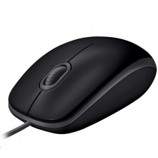 Logitech Mouse B110 Silent, black