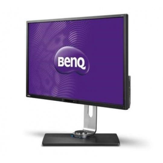 """BENQ MT PD3200Q 32"""",2560x1440,300nits,:3K:1,4ms,D-sub/DVI/HDMI/DP/USB,repro,VESA,cable:VGA,DVI,DP,HDMI,USB,IPS,Gls Black"""