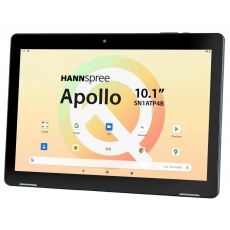 "HANNspree Pad 10.1"" Apollo tablet, IPS 1280x800, quad core, 32GB, 3GB RAM, Android 10"