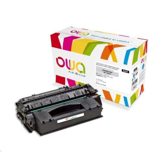 OWA Armor toner pro HP Laserjet 1320, AIO 3390, 3392, 6000 Stran, Q5949X, černá/black
