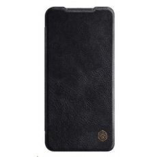 Nillkin flipové pouzdro Qin Book pro Xiaomi Redmi Note 9, černá