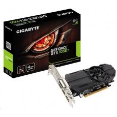 GIGABYTE VGA NVIDIA GeForce GTX 1050 Ti OC Low Profile 4G, 4GB GDDR5, 2xHDMI, 1xDP, 1xDVI-D