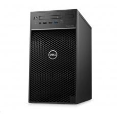 DELL PC Precision 3650/Xeon W-1270/16GB/512GB SSD + 1TB/Integrated/TPM/DVD RW/No Wifi/Kb/Mouse/vPro/3Y ProSpt