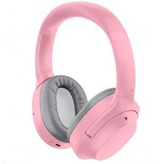 RAZER sluchátka Opus X, Wireless Headset, Bluetooth, Quartz