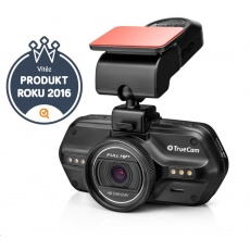 TrueCam A7S - kamera do auta (Full HD, GPS, české menu) - rozbaleno