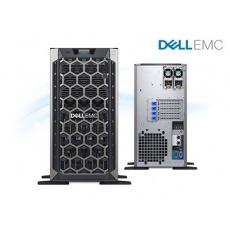 "DELL SRV PowerEdge T340 8x3.5""HotPlug/Xeon E-2234/16GB/2x480GB SSD/DVDRW/H730P/iDRAC9 Ent/Dual HP PS 495W/3Y NBD Basic"