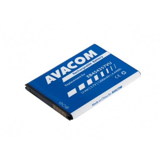 AVACOM baterie do mobilu Samsung S5360 Li-Ion 3,7V 1200mAh (náhrada EB454357VU)