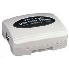 TP-Link TL-PS110U Print Server Single USB 2.0, RJ45 100Mbit // Rozbaleno