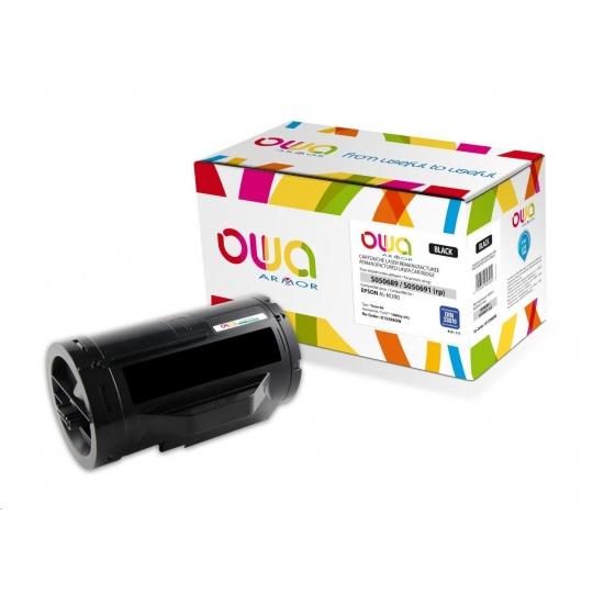 OWA Armor toner pro EPSON AL M300, 10000   Stran, C13S050691, černá/black