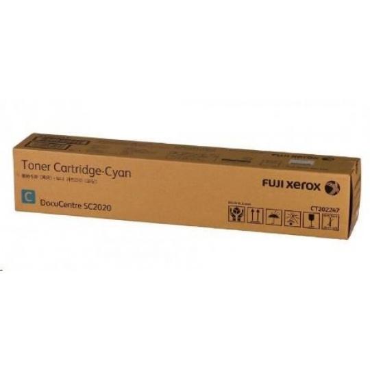Xerox Cyan Toner Cartridge pro DocuCentre SC2020 (3000 str.)