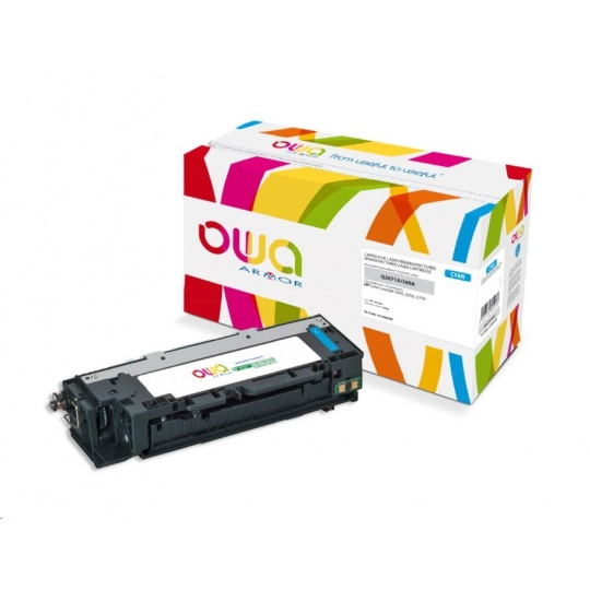 OWA Armor toner pro HP Color Laserjet 3500, 3550, 3700, 4000 Stran, Q2671A, modrá/cyan