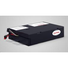 CyberPower náhradní baterie (12V/7Ah, 4ks v SETu) pro PR1000ERT2U