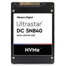 Western Digital Ultrastar® SSD 15360GB (WUS4BA1A1DSP3X5) DC SN840 PCIe TLC RI-1DW/D BICS4 TCG FIPS