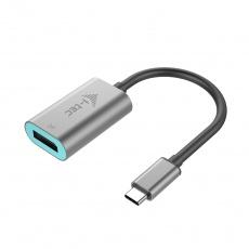 iTec USB-C Metal Display port Adapter 60Hz