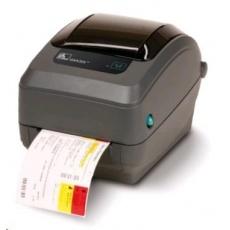 ZEBRA tiskárna GK420d, 203dpi, USB, RS-232, LPT, DT