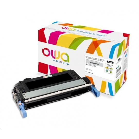 OWA Armor toner pro HP Color Laserjet 4700, 11000 Stran, Q5950A, černá/black
