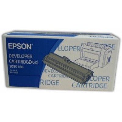 EPSON Toner čer EPL-6200, 6200N - 6000 stran